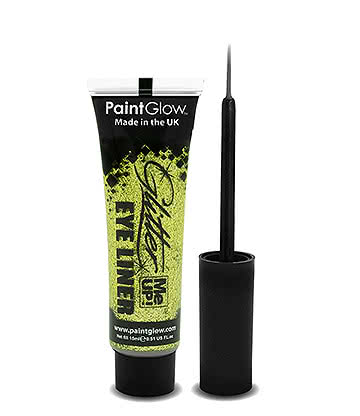 Paintglow Glitter Me Up Eyeliner (Gold)