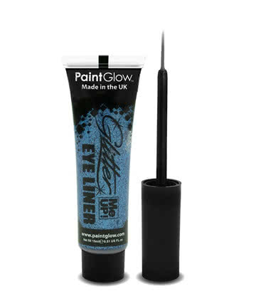 Paintglow Glitter Me Up Eyeliner (Blue)
