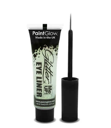 Paintglow Glitter Me Up Eyeliner (Weiß)