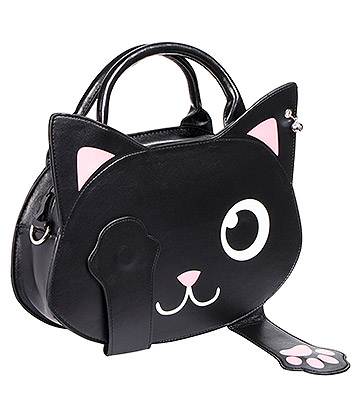 Banned Bag Of Tricks Handbag (Black)