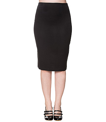 Banned Paula Pencil Skirt (Black)