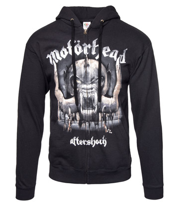 Official Motorhead War Pig Hoodie (Black)