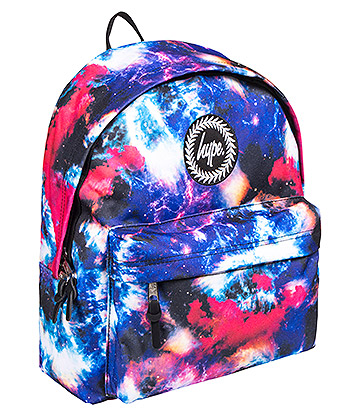 Hype Cosmic Ray Backpack (Multicoloured)