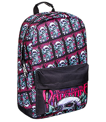 RockSax X Bullet For My Valentine Skulls Backpack (Black)