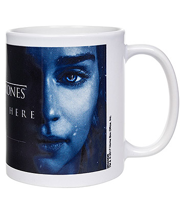 Game Of Thrones Winter Is Here Mug (White)