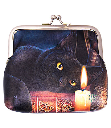 Nemesis Now The Witching Hour Coin Purse (Black)