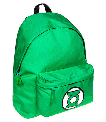 Justice League Green Lantern Backpack (Green)