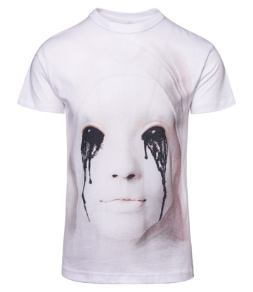 Spiral Direct x American Horror Story White Nun Asylum T Shirt (White)