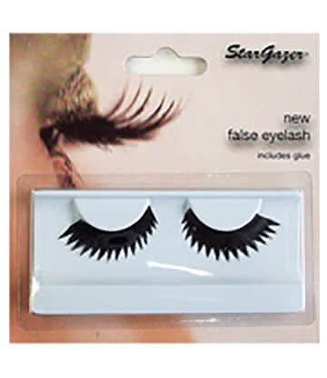 Stargazer Spikey No.52 False Eyelashes (Black)