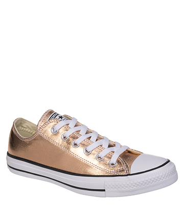 Converse All Star Metallic Ox Shoes (Sunset Glow)