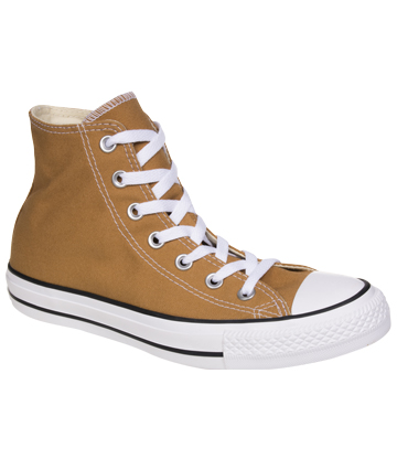 Converse All Star Hi Top Boots (Raw Sugar)