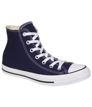 Converse All Star Hi Top Boots (Midnight Indigo)