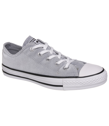 Converse All Star Ox Shoes (Wolf Grey)