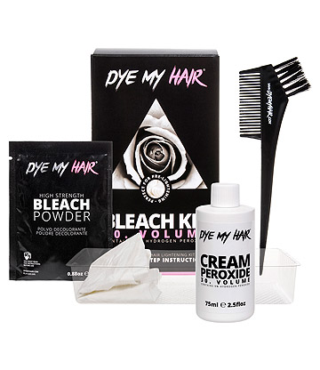 Dye My Hair Bleach Kit (30 Volume)