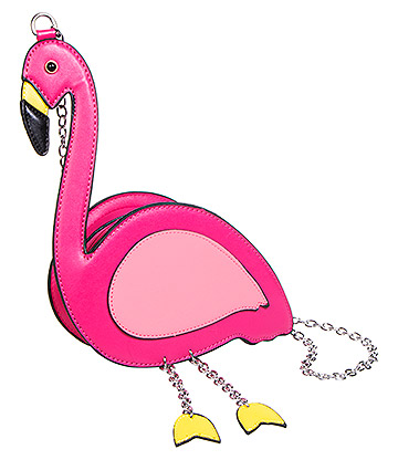 Blue Banana Flamingo Bag (Pink)