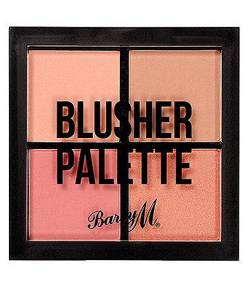 Barry M Blusher Palette (Pink)