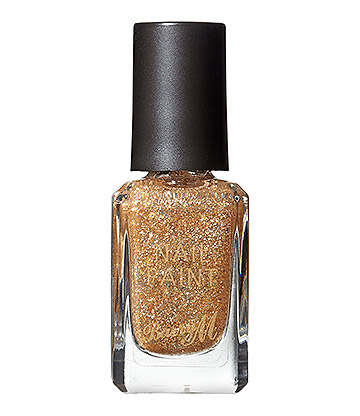 Barry M Classic Glitter Majestic Sparkle Nail Paint (Gold)