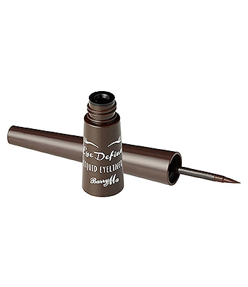 Barry M No.13 Eye Define Liquid Eyeliner (Cocoa Braun)