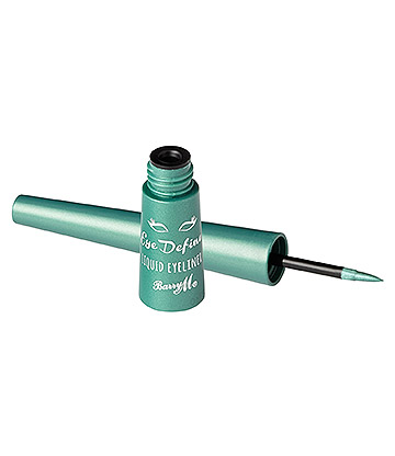 Barry M No.15 Eye Define Liquid Eyeliner (Forest)