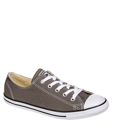 Converse All Star Dainty Ox Shoes (Charcoal)