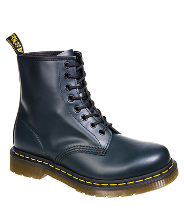 Dr Martens 1460 Smooth Boots (Navy)