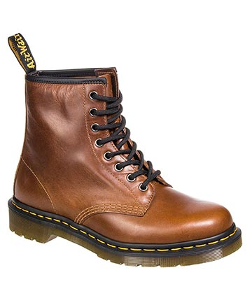 Dr Martens 1460 Orleans Boots (Butterscotch Brown)