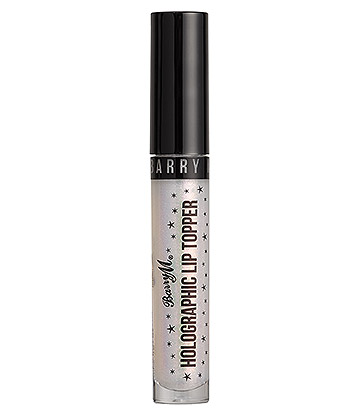 Barry M No.1 Holographic Lip Topper (Spellbound White)
