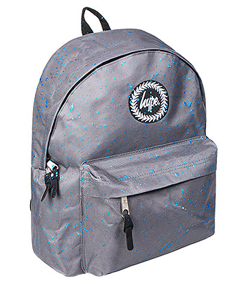 Hype Metallic Speckle Backpack (Blue/Grey)
