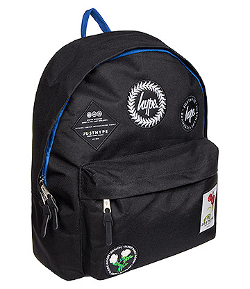 Hype Patch Backpack (Black)