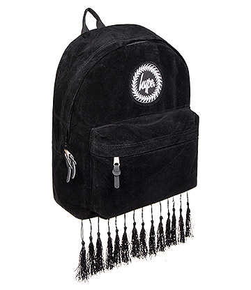 Hype Tassel Backpack (Black)
