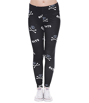 KukuBird Cat's Poison Leggings (Black)
