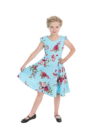 H&R Royal Ballet Kids Dress (Blue)