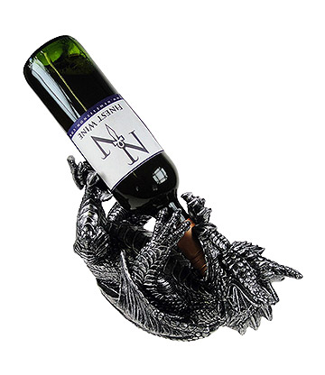 Nemesis Now Dragon Guzzler (Black)