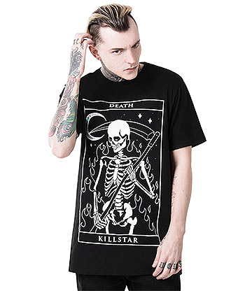 Killstar Thirteen Top (Black)