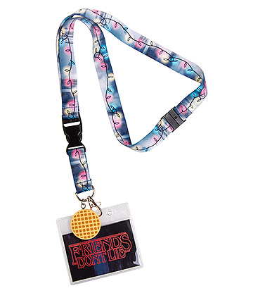 Cosmic Strange Lanyard (Multicoloured)