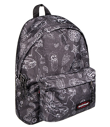 Eastpak Padded Pak'r Backpack (West Black)