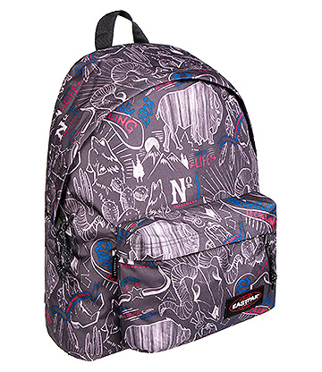 Eastpak Padded Pak'r Backpack (West Blue)