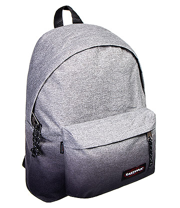 Eastpak Padded Pak'r Sunday Backpack (Gradient Grey/Black)