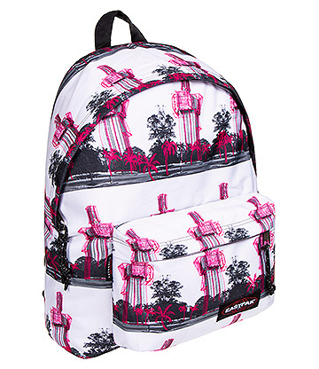 Eastpak Padded Pak'r Backpack (Urban Pink)