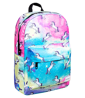 Spiral Unicorn Universe Backpack (Multicoloured)