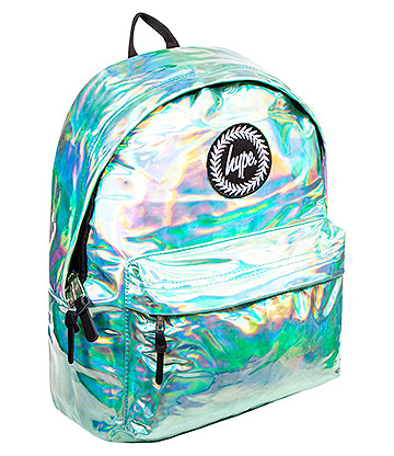 e26265f0c815 Hype Holographic Backpack (Mint Green)