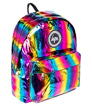 Hype Holographic Backpack (Rainbow)