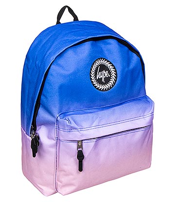 Hype Horizon Backpack (Purple/Pink)