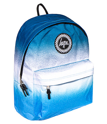 Hype Double Fade Backpack (Blue/White/Navy)