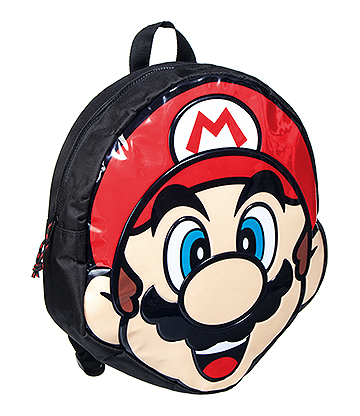 Nintendo Super Mario Backpack (Red)