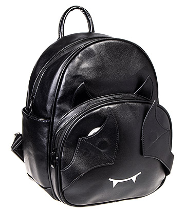 Banned Release The Bats Backpack (Black)