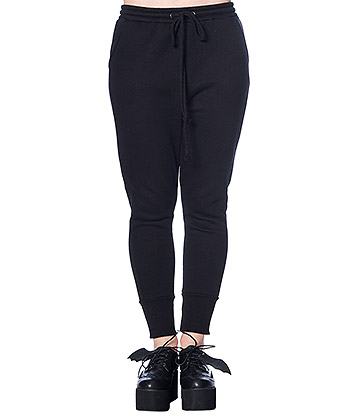 Banned Coffin Joggers (Black)