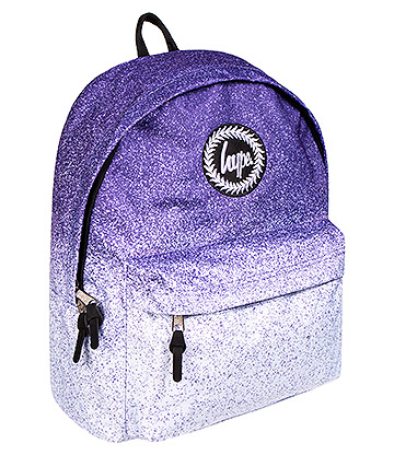 Hype Powder Speckle Backpack (Blue)