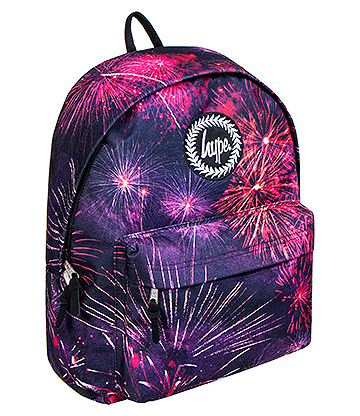Hype Electric Fireworks Backpack (Multicoloured)