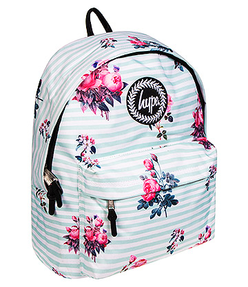 Hype Tia Bella Floral Backpack (Green)